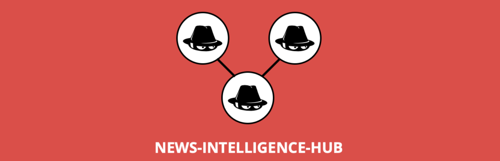 The News Spy Intelligence Hub